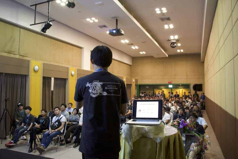 WordCamp Bangkok Data Science