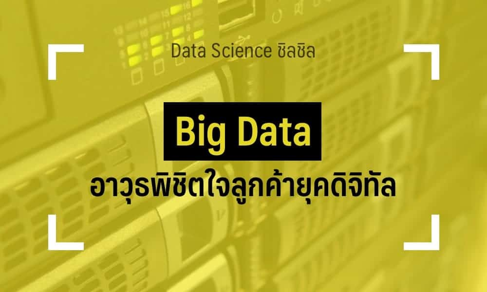 big data digital customers