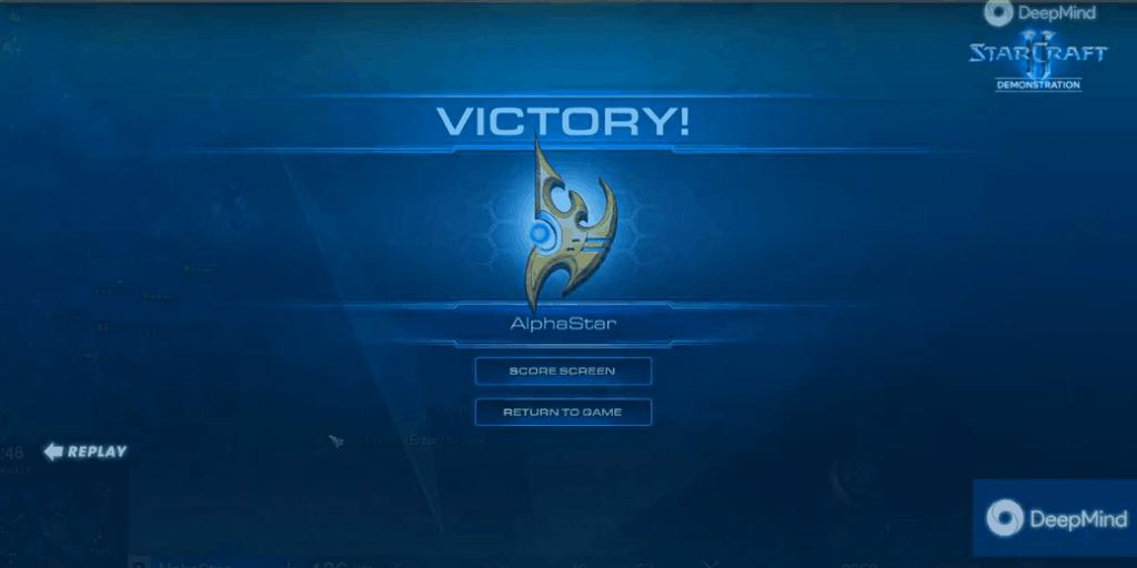 AlphaStar: AI สุดเทพที่เอาชนะเกมเมอร์ StarCraft II ระดับโลก 10 เกมรวด 6