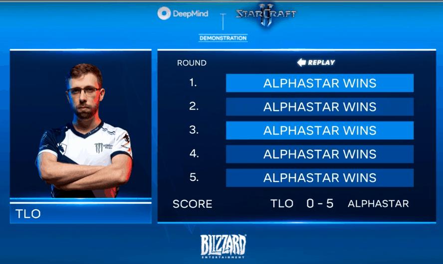AlphaStar: AI สุดเทพที่เอาชนะเกมเมอร์ StarCraft II ระดับโลก 10 เกมรวด 5