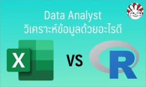 data analysis excel vs R