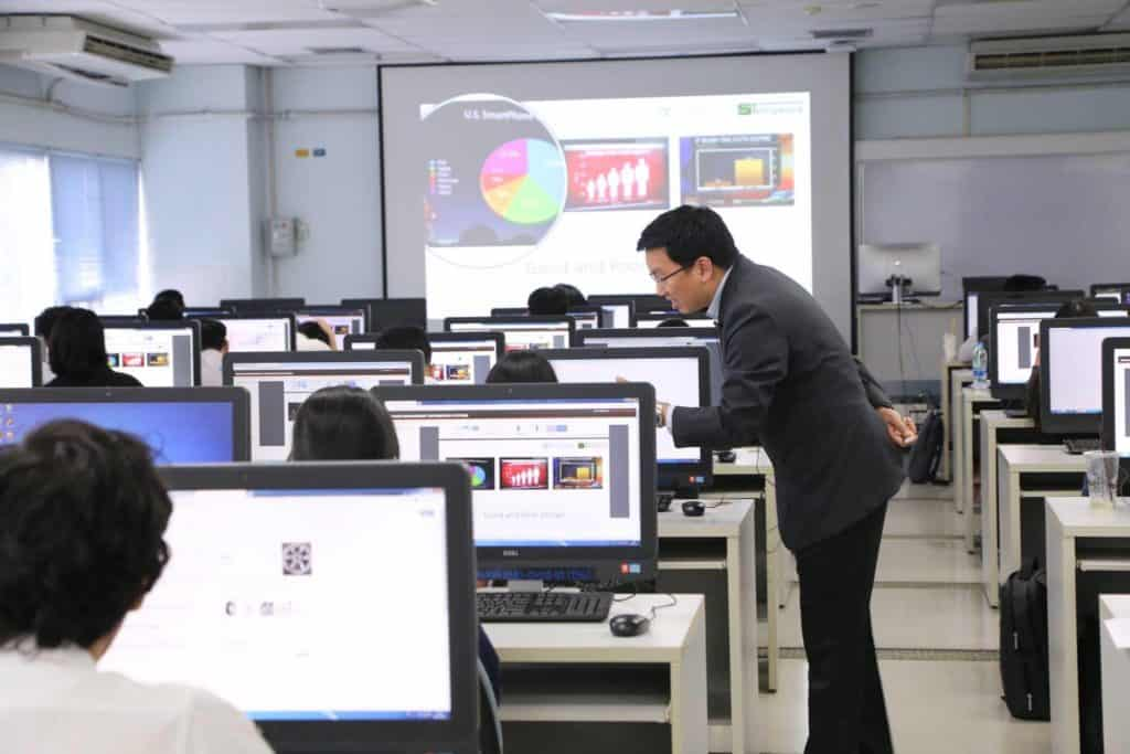 data visualization course thailand kmitl