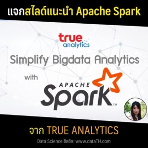 slide apache spark true analytics