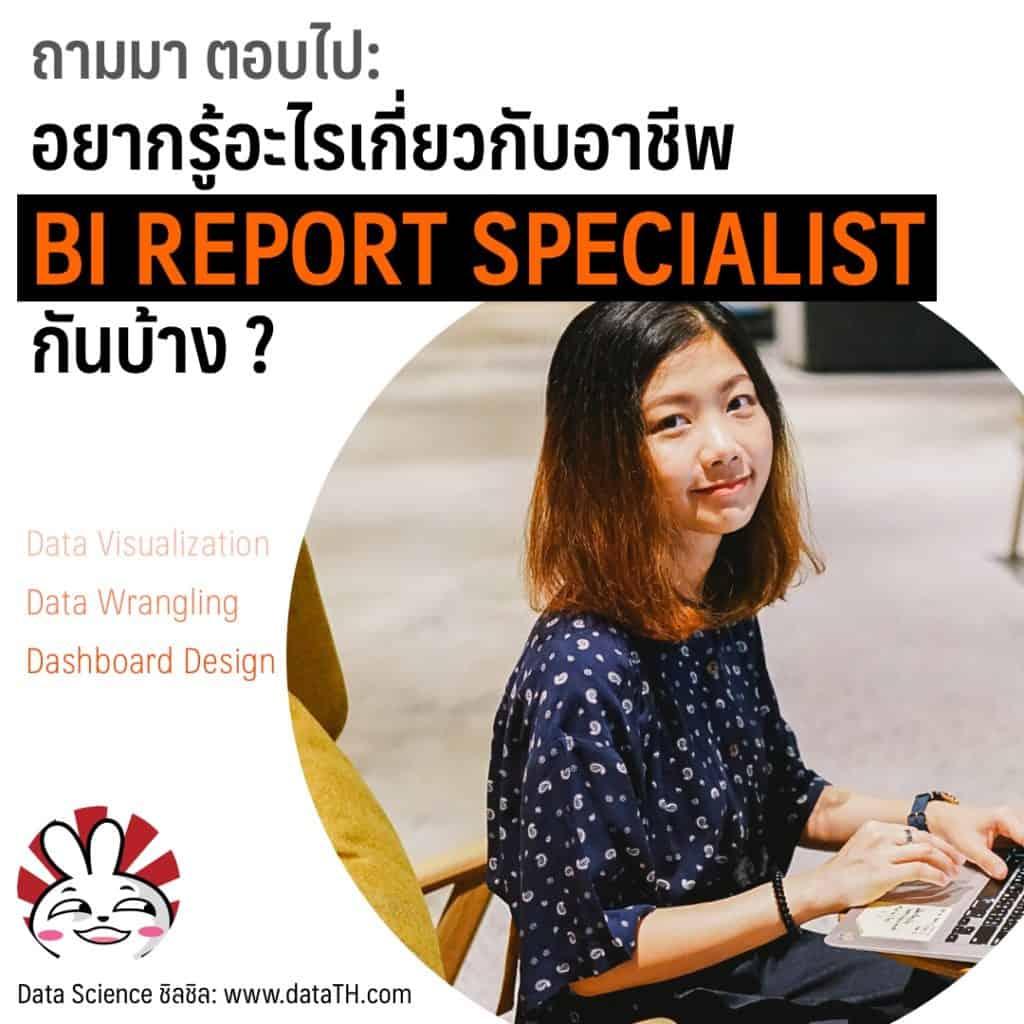 bi reporting specialist mild