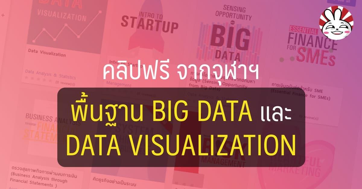 free course data visualization chula