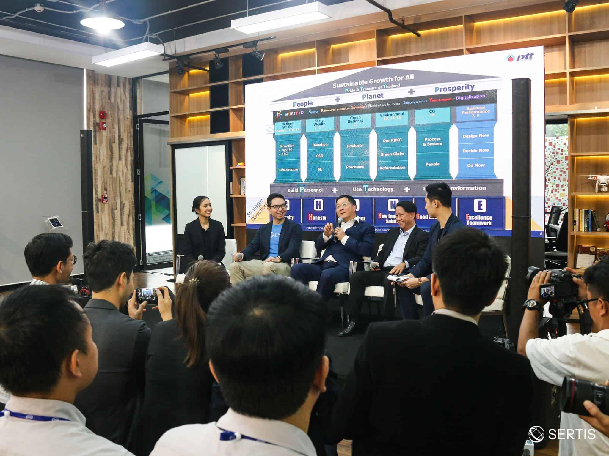sertis data science ptt conference