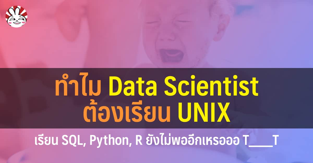 unix data scientist 2