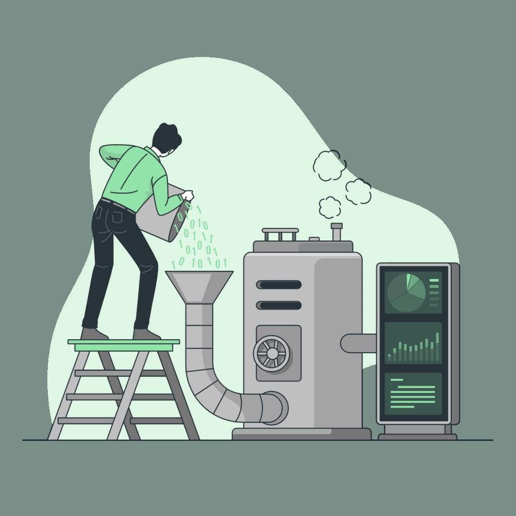 Data processing bro