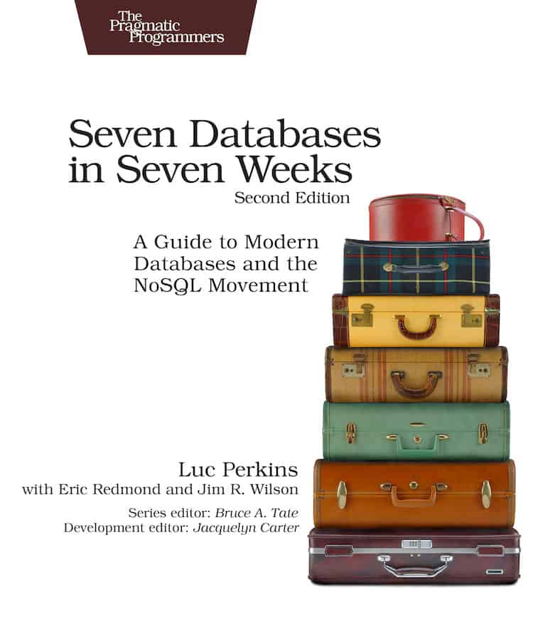Seven Databases in Seven Weeks 3